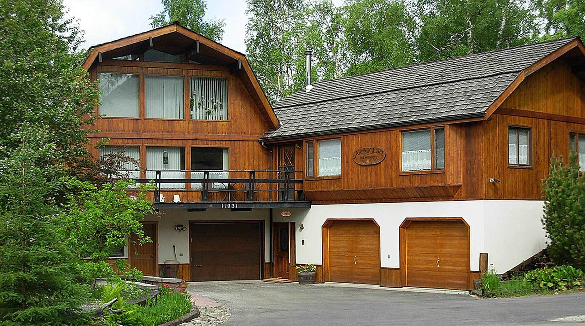 Alaska Chalet B&B   Anchorage Alaska Bed & Breakfast Association